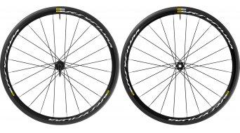 Mavic Ksyrium Disc bici carretera rueda completa-/sistema cubierta juego Centerlock M11 cubierta(-as) alambre negro Mod. 2016