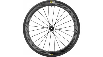 Mavic Cosmic Pro carbon disc Clincher WTS road bike wheel wheel 25mm 6 hole black 2017