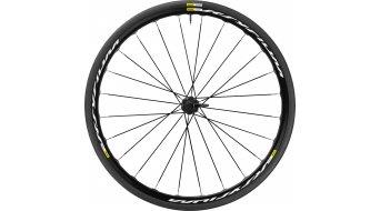Mavic Ksyrium disc Clincher WTS road bike wheel wheel 25mm 6 hole black 2017