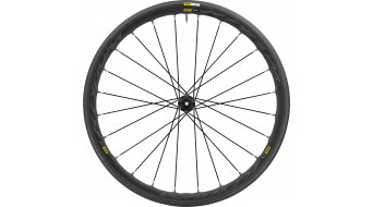 Mavic Ksyrium Elite disc Clincher WTS road bike wheel wheel 25mm 6 hole black 2017
