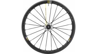 Mavic Ksyrium Pro disc Clincher WTS road bike wheel wheel 25mm 6 hole black 2017