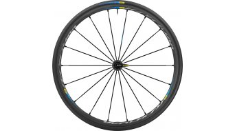 Mavic Ksyrium Pro Exalith Haute Route bici carretera rueda completa-/sistema cubierta rueda cubierta(-as) alambre negro Mod. 2017