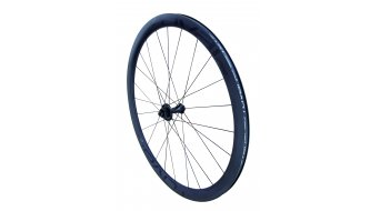 Specialized Roval Rapide CL 40 Disc SCS Rennrad Laufrad Clincher Hinterrad satin carbon/gloss black