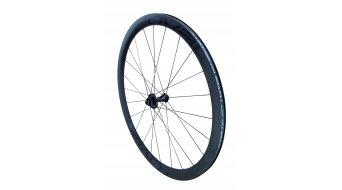 Specialized Roval Rapide CL 40 Disc Rennrad Laufrad Clincher Vorderrad satin carbon/gloss black
