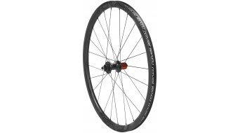 Specialized Roval Rapide CLX 32 Disc Rennrad Laufrad Clincher Hinterrad satin carbon/gloss black
