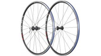 Shimano WH-R501 bici carretera juego de ruedas Clincher 8/9/10-velocidades negro(-a)