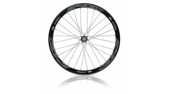 Veltec SPEED Al bici da corsa ruota Aluminium Clincher ruota black