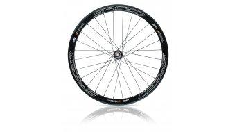 Veltec SPEED Al Rennrad Laufrad Aluminium Clincher black