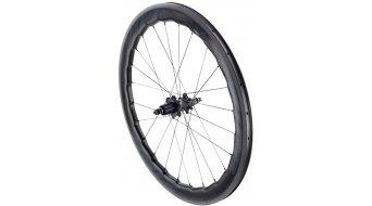 Zipp 454 NSW bici carretera carbono rueda completa rueda Loch negro(-a)