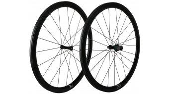 AX Lightness P 38T Extralite premium Tubular 3K-carbon road bike wheel set 20/24h