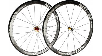 AX Lightness premium Selection 42mm road bike tubular wheelset )