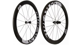 AX Lightness S 55T Selection Tubular 3K-carbon road bike wheel set 16/20h