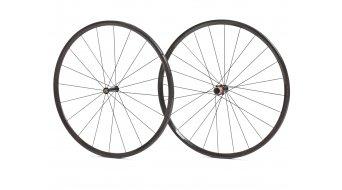 AX Lightness Ultra Road 24 Tubular wheel set 20/24h black/3K-carbon freewheel