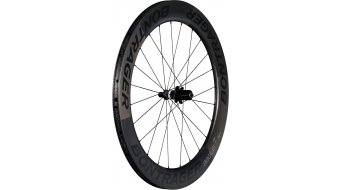 Bontrager Aeolus 7 D3 ruota per bici da corsa posteriore Shimano 11 velocità tubolari black