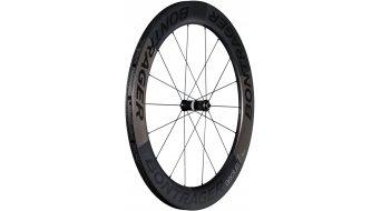 Bontrager Aeolus 7 D3 rueda completa para bici carretera rueda cubierta tubular negro