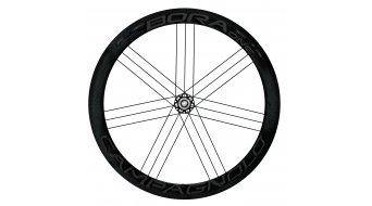 Campagnolo Bora One Dark Label 50 juego de ruedas Campa 9/10/11 velocidades carbono para cubierta tubular WH12-BOTFR1DK