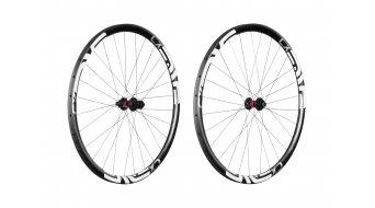 ENVE CX ciclocross Disc set ruote ant+post Tubular DT Swiss 240S perno passante 15x100/12x142 10-fach Shimano/SRAM nero/biancos Logo