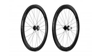 ENVE SES 4.5 AR bici da corsa Disc set ruote ant+post Tubular Chris King 11-fach Shimano/SRAM Rennrad Centerlock nero/schwarzes Logo