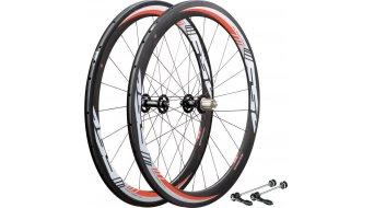 "FSA RD-488 Carbon tubolari- set ruote ant+post 28"" 20/24 raggi"