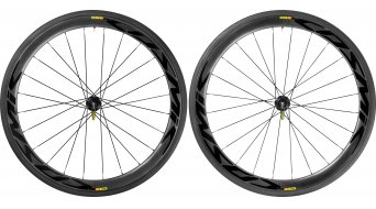 Mavic Cosmic Pro Carbone SL T Disc bici carretera rueda completa-/sistema cubierta juego Centerlock M11 cubierta tubular negro Mod. 2016