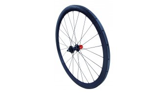 Specialized Roval Rapide CLX 40 Disc SCS Rennrad Laufrad Tubular Hinterrad satin carbon/gloss black