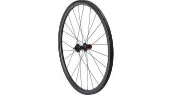 Specialized Roval Rapide CLX 32 Disc Rennrad Laufrad Tubular Hinterrad satin carbon/gloss black