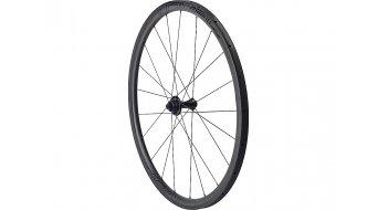 Specialized Roval Rapide CLX 32 Disc Rennrad Laufrad Tubular Vorderrad satin carbon/gloss black