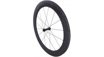 Specialized Roval Rapide CLX 64 Rennrad Laufrad Tubular Vorderrad satin carbon/gloss black