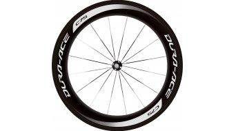 Shimano Dura Ace WH-9000-C75-TU carbono bici carretera juego de ruedas Tubular 10/11-velocidades negro(-a)