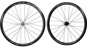 Shimano Dura Ace WH-R9170-C40-TU Carbon bici da corsa Disc set ruote ant+post Tubular 11 velocità nero