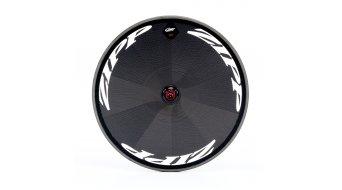 Zipp 840 Track Tubular discos-rueda completa rueda trasera V9 650c negro(-a)/blancos(-as)-pegatina (SRAM/Shimano-piñon libre)