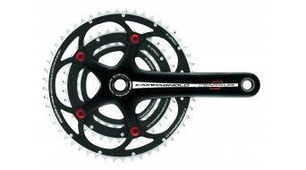 Campagnolo Centaur triple aluminium crank set 10 speed