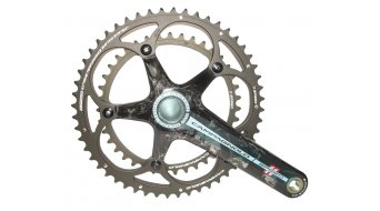 Campagnolo Ultra-Torque carbon CT crank set 11 speed 165mm