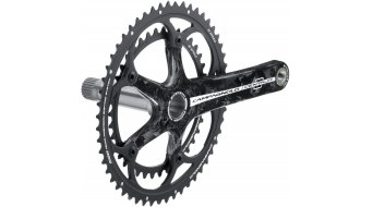 Campagnolo Centaur 2011 carbon crank set 10 speed