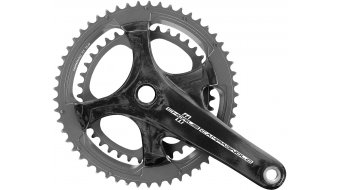 Campagnolo Chorus Ultra Torque carbon compact 11 speed crank set (without bottom bracket )