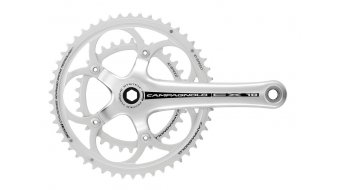 Campagnolo CX 2011 aluminium crank set speed 50/34T