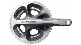 Shimano Dura Ace compact crank set 50x34 without bottom bracket FC-7950 (RETAIL pack)