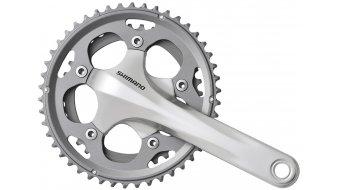 Shimano FC-CX50 Cyclocross 2x10-fach Kurbelsatz 46-36-Zähne (ohne Innenlager)