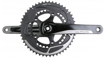 SRAM Rival 22 BB30 crank set 11 speed (without BB30 bottom bracket ) black