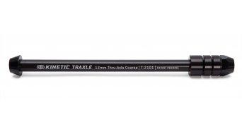 Kinetic Traxle 12mm posteriore- perno passante per trainer a rulli Rock Shox Maxle/Trek (12x1.75)