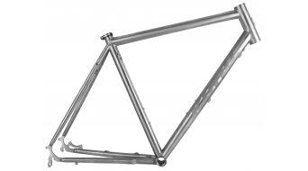 Kona Rove TI Rahmen Gr. 47cm (18,5) titan Mod. 2014