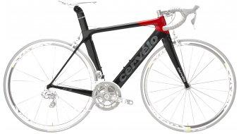 Cervélo S3 bici carretera kit de cuadro negro/rojo Mod. 2016