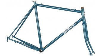 Surly Pacer frame kit size 42cm sparkle boogie blue 2013