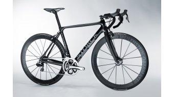 Storck Aernario G1 Platinum Edition vélo de course jeu de cadre taille matt black Mod. 2015