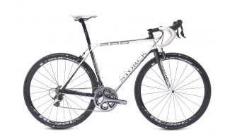 Storck Aernario G1 20th Anniversary bici da corsa kit telaio opaco white/opaco black Mod. 2015