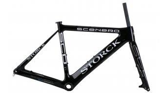 Storck Scenero Disc G1 bici carretera kit de cuadro negro Mod. 2015