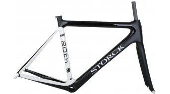 Storck Visioner CSL G1 20th Anniversary bici carretera kit de cuadro color apagado negro Mod. 2015