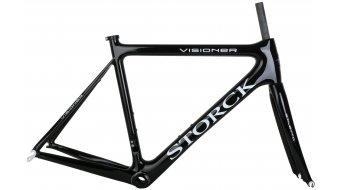 Storck Visioner Comp bici da corsa kit telaio . glossy black mod. 2016