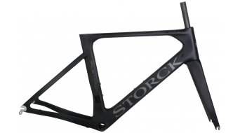 Storck Aerfast Platinum G1 vélo de course jeu de cadre taille matt black Mod. 2017