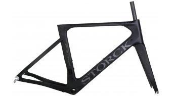 Storck Aerfast Platinum G1 bici carretera kit de cuadro color apagado negro Mod. 2017